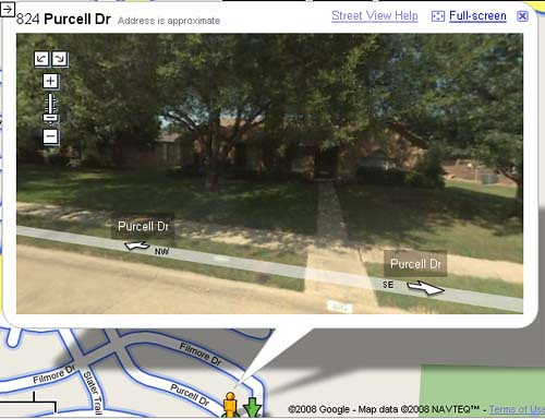 Street View Of My House From Google Maps Eddie Renz Flickr