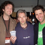 Adam Yauch and friends
