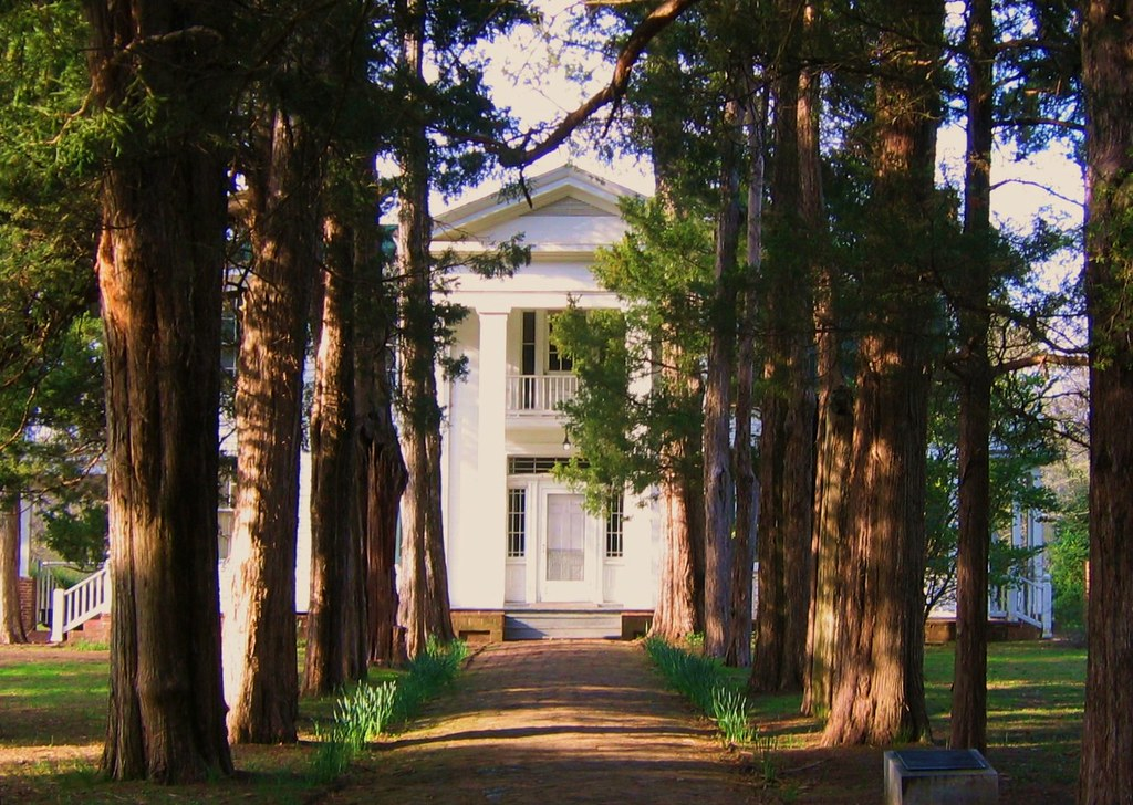Oxford Mississippi William Faulkner S Rowan Oak Flickr