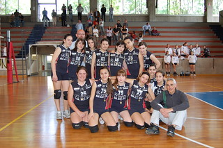 under 13 - 3° camp. prov. 07-08 | by pallavolo cabiate