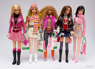 Barbie Loves Benetton - Prima serie (Autunno/Inverno 2005) | by EleC [mickred]