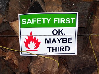 Safety First: OK, Maybe Third | by phil_g