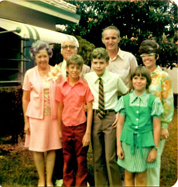 My family,1977