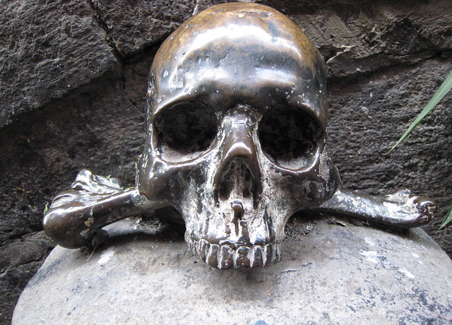 Purgatory skull