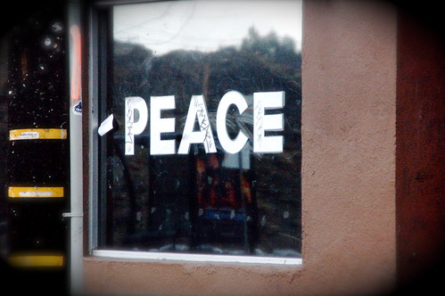 Peace | by Jessica New