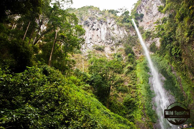 Pancuran Rayo Waterfall