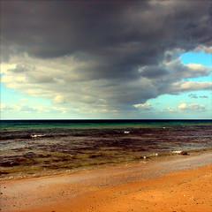 Playa de Tarifa. Parque Natural del Estrecho