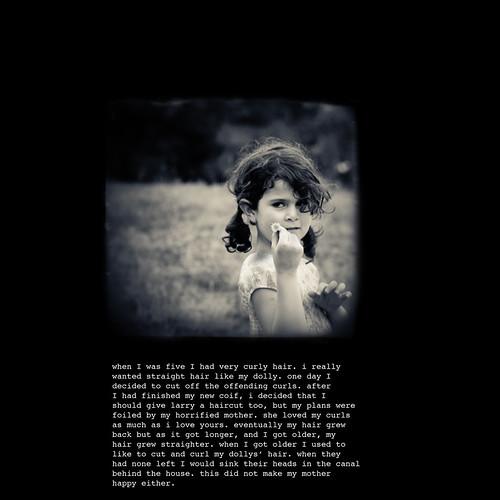 when I was 5-8 | by Laura Burlton - www.lauraburlton.com