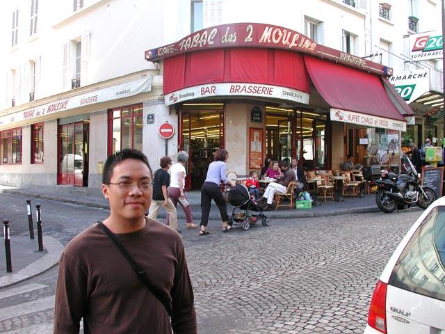 Cafe Tabac des Deux Moulin