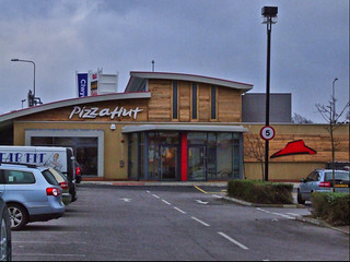 Pizza Hut Rhyl Hdr Dean Brindle Flickr