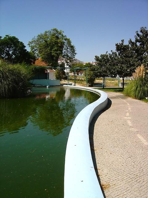 Jardim Público de Vendas Novas - Portugal