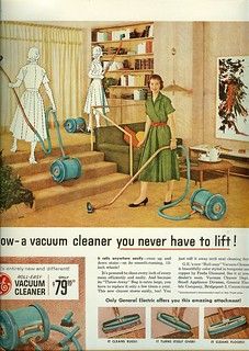 Vacuum you never have to lift | by sugarpie honeybunch