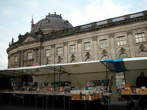 Flea Market near the Bode Museum | by akirat2011