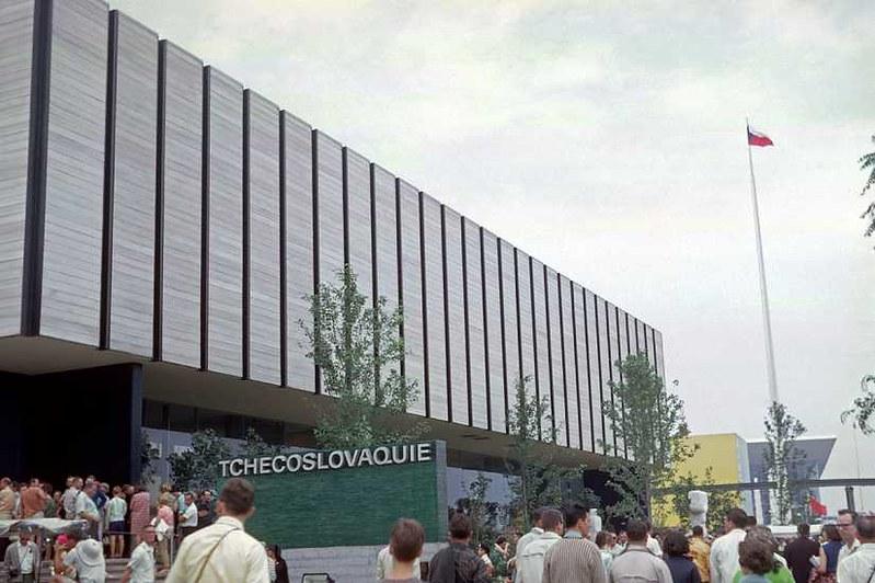 EXPO67 - Czechoslovakia