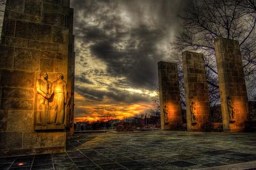 virginia memorial war tech hdr betterthangood scenicsnotjustlandscapes