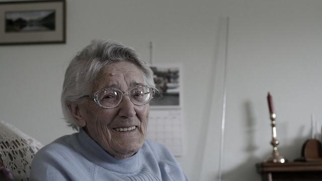 my gran