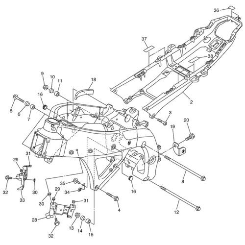 Yamaha R6 Schematics | Wiring Diagram
