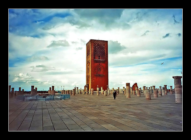 Morocco - The Hassan Tower