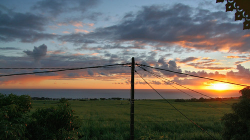 sun reunion up sunrise island soleil wake bagatelle reunionisland saintesuzanne