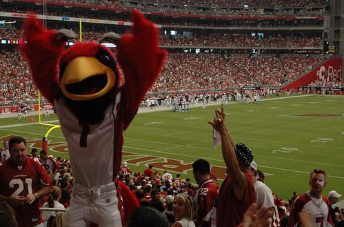 Cardinals-vs-Panthers-Big-Red