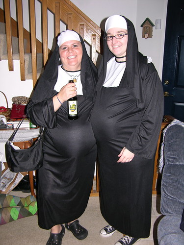 Pair of Pregnant Nuns | by Templarion