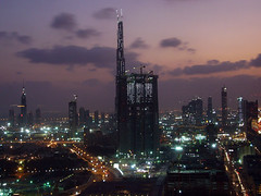 Room 3306: The Burj Dubai View | by The Diary of a Hotel Addict