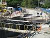 Canada Line construction (near QE Park)
