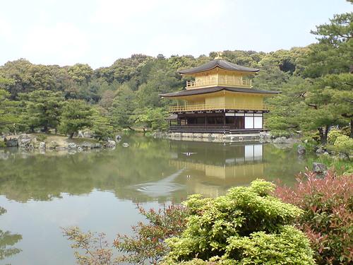 Kinkaku-ji Golden Pavilion | by kalleboo