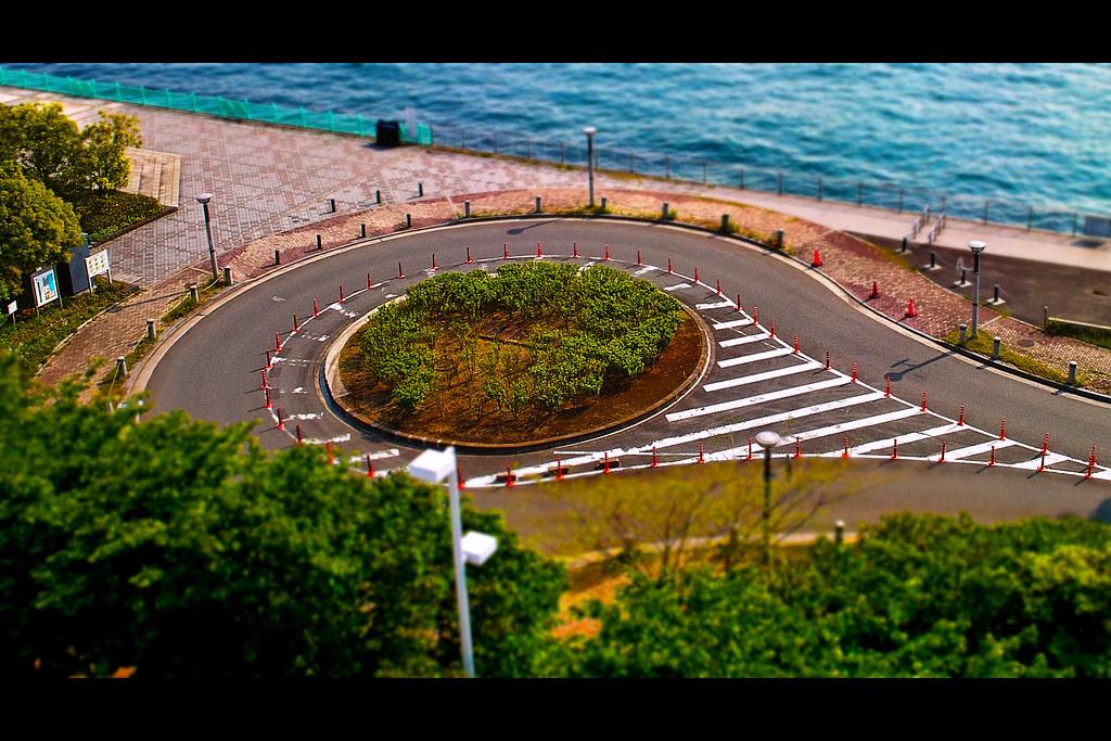 Google Maps Marker - Fake Miniature | Odaiba, Tokyo, Japan 2… | Flickr