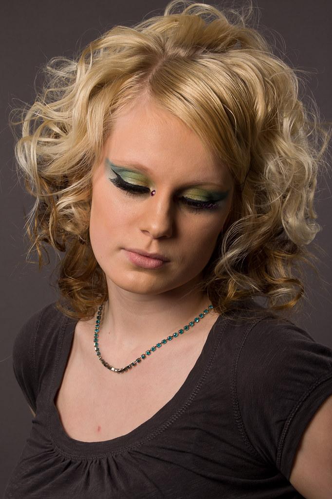 henna model | Spring 2011. Photography: JannaHeli Make up: J… | Flickr