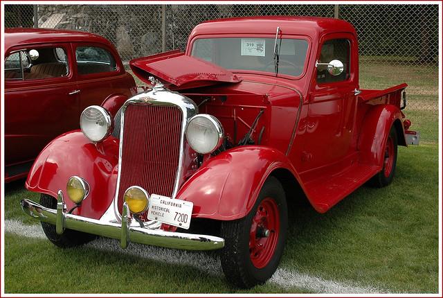 1935 Dodge Brothers Pickup