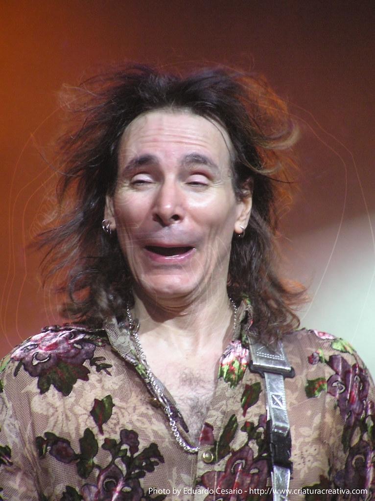 Steve Vai en el Teatro Gran Rex.