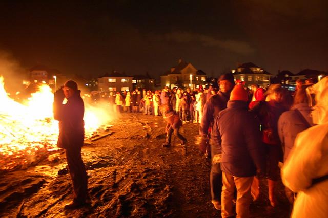 Reykjavik Bonfire