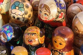 Matryoshka Dolls | by chillihead