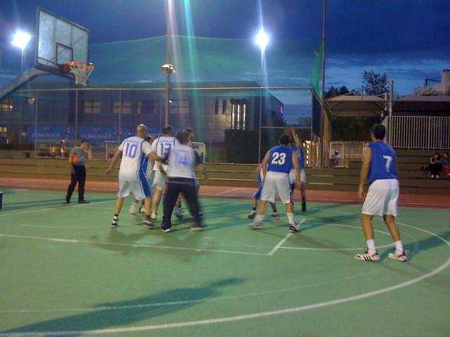 Day 6 - SAS BlueRays vs. Δαΐς Team