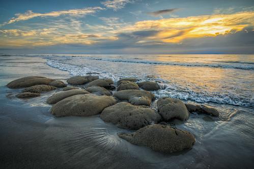ocean sea sky beach sunrise fav20 fav30 seashore fav10 indianharbourbeach chuckpalmer