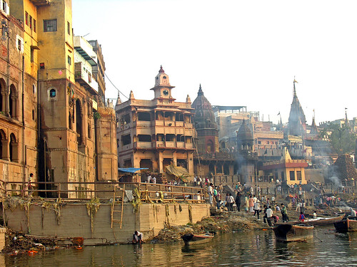 The Shakti Elements behind Manikarnika Ghat: What to Know