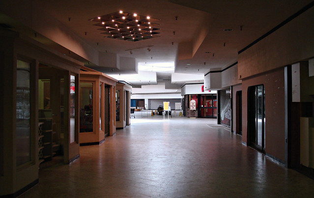 Corridor to Concourse