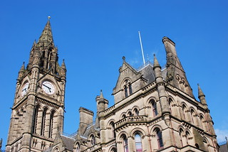 Manchester Town Hall | by George M. Groutas