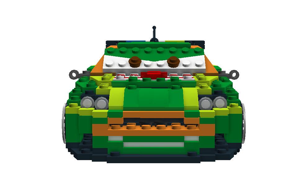 Nigel Gearsley Disney Pixar Cars 2 Movie Character Flickr