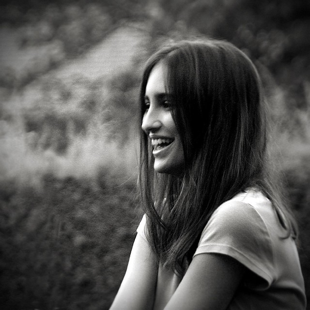 Elena's smile