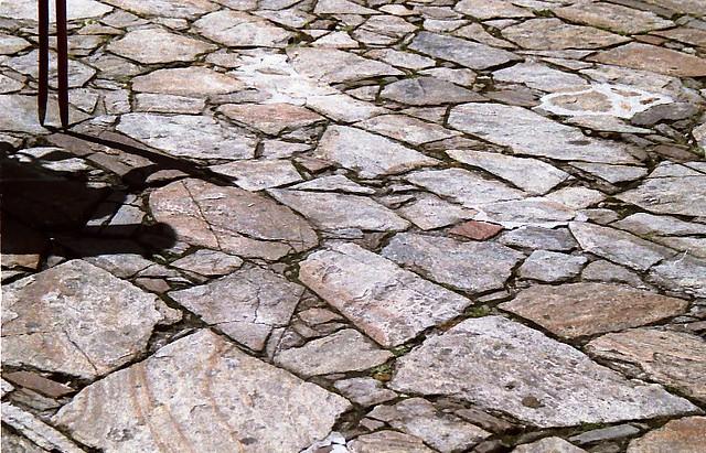 Il Camino:L' ombra del pellegrino