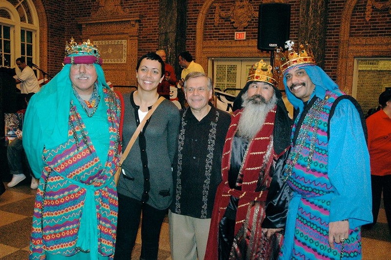 14th Winter Festival/Three Kings Festival on Paseo Boricua