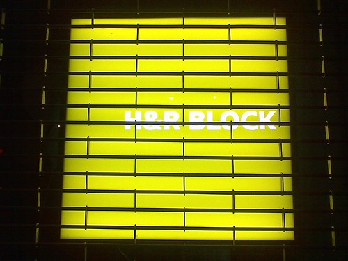 H&R Block, Behind Bars | by Consumerist Dot Com