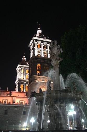 CATEDRAL DE PUEBLA 1