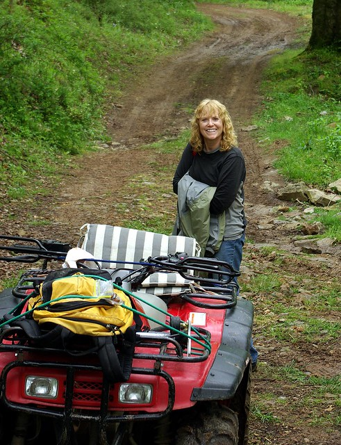 Anne, Upper Cumberland Grotto Campout, Blue Spring Cove, White Co, TN