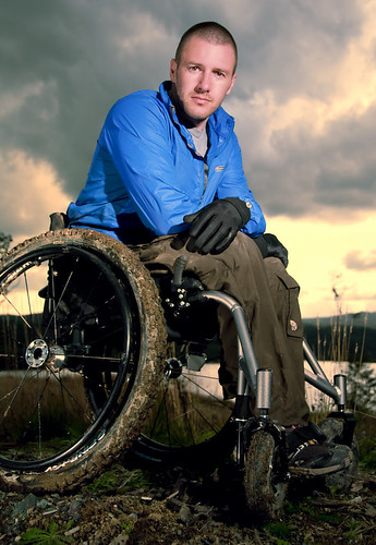 Invacare Real Life: Andy Campbell