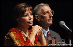 Isabel Allende & José Ruano | by johnwmacdonald