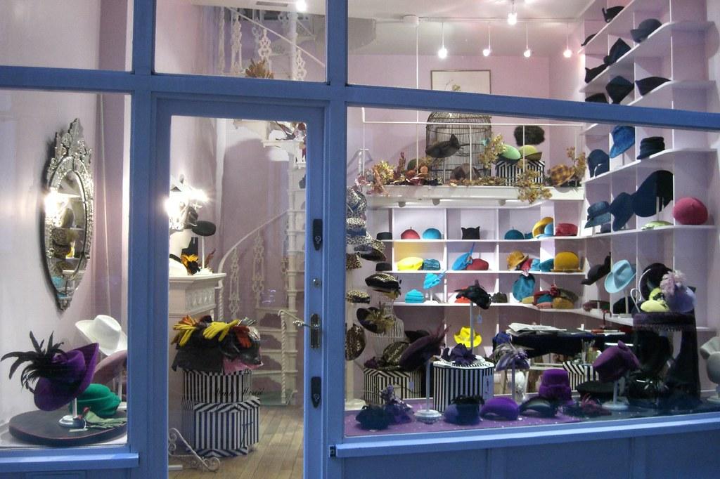 Merci Marie Marie Mercie Hat Shop Prettiest Store In Lon