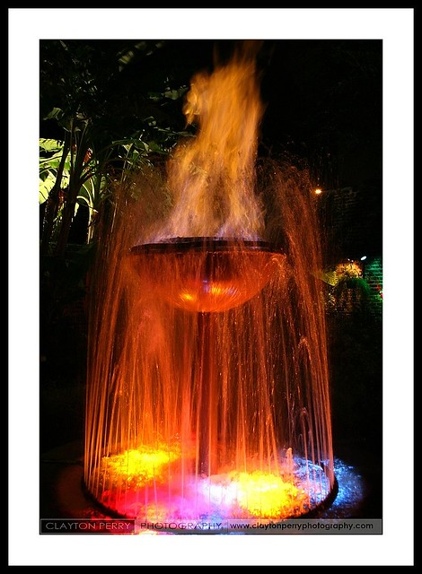 Fire Fountain   Clayton Perry Photoworks   Flickr